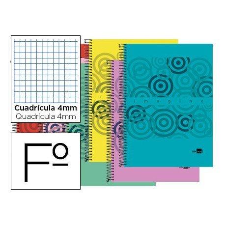 Bloc Folio espiral serie Classic Liderpapel