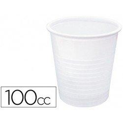 Vaso de plastico blanco 100cc