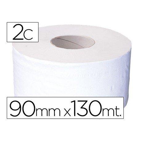 Papel higienico jumbo reciclado