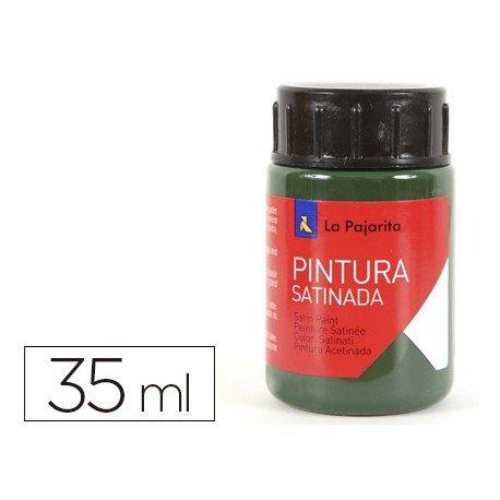Pintura latex La Pajarita verde pino