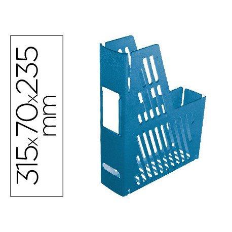 Revistero azul archivo 2000