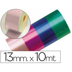 Cinta fantasia rosa 10m (largo) x 13mm (ancho)