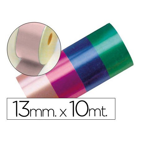 Cinta fantasia rosa 10m (largo) x 13mm (ancho)