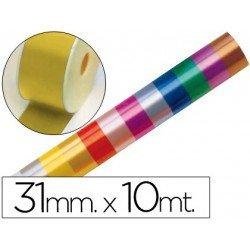 Cinta fantasia oro 31mm