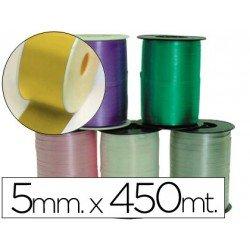 Cinta fantasia en bobina 450 m de (largo) x 5 mm de (ancho)