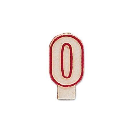 Velas numero 0