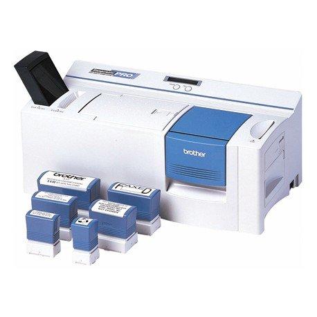 Fotolitos, cinta termica y limpiadores de maquina Stamp Creator Pro Brother