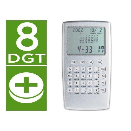 Calculadora Sobremesa CSP P-929-W 8 digitos