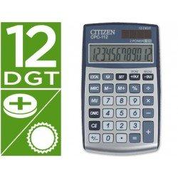 Calculadora Bolsillo Citizen CPC-112 12 digitos