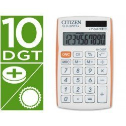Calculadora Bolsillo Citizen SLD-322RG 8 digitos
