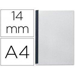 Tapa de Encuadernación Plastico Leitz A4 negra 106/140 hojas