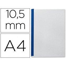 Tapa de Encuadernación Plastico Leitz A4 Azul 71/105 hojas