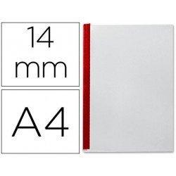 Tapa de Encuadernación Plastico Leitz A4 Burdeos 106/140 hojas