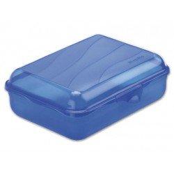 Plumier plastico Offisys Azul