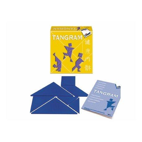 Juego de mesa Tangram marca Diset