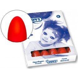 Barra maquillaje Jovi rojo