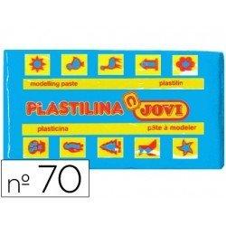 Plastilina Jovi azul claro pequeña