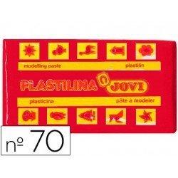 Plastilina Jovi rojo pequeña