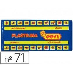 Plastilina Jovi Azul oscuro mediano