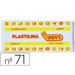 Plastilina Jovi Blanco mediano