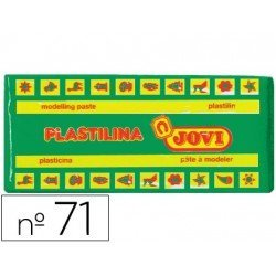 Plastilina Jovi Verde claro mediano