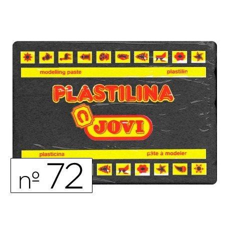 Plastilina Jovi Negro grande