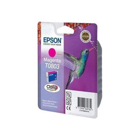 Cartucho Epson T080340 Magenta