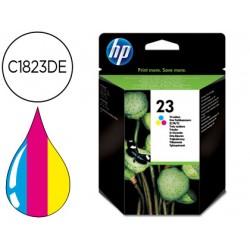 Cartucho HP 23 Tricolor C1823DE