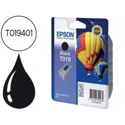Cartucho Epson T019401 Negro