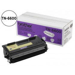 Toner Brother TN-6600 Negro