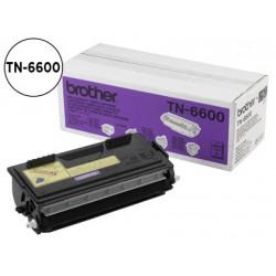 Toner Brother TN-6600 Negro