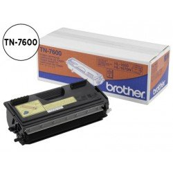 Toner Brother TN-7600 Negro