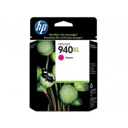 Cartucho HP 940XL Magenta C4908A