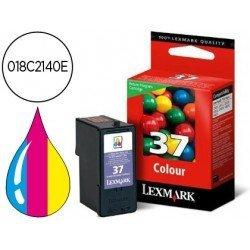 Cartucho Lexmark 018C2140E Nº 37 Tricolor