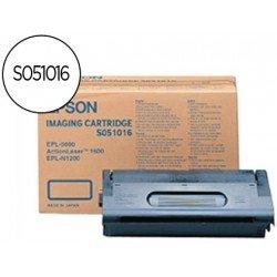 Fotoconductor + Toner Epson S051016 Negro