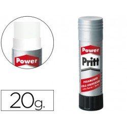 Pegamento en barra marca Pritt de 20 gramos