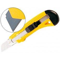 Cuter plastico Q-Connect KF10634 Con protector
