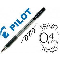 Boligrafo Pilot BPS-GP Negro 0,4 mm