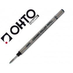 Recambio roller Ohto 0,5 mm negro