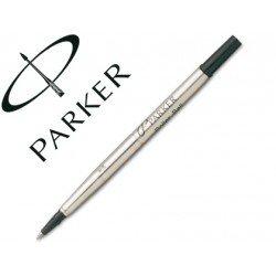 Recambios boligrafo Parker negro 0,5