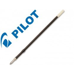 Recambios boligrafos Pilot Super Grip Negro de 0.4 mm