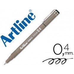 Rotulador Artline calibrado micrometrico negro 0,4mm