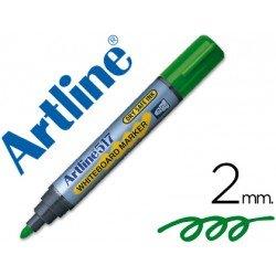 Rotulador Artline EK-517 verde