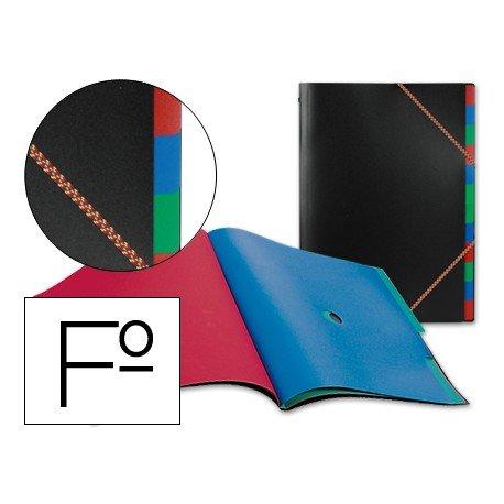 Carpeta clasificadora de polipropileno Beautone