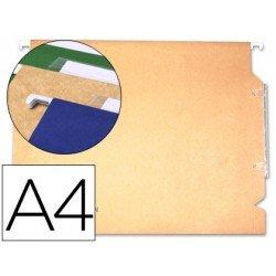 Carpeta colgante Gio con visor lateral A4