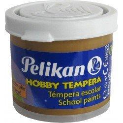Tempera Pelikan ocre 40 cc