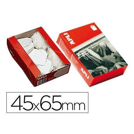 Etiquetas Colgantes Apli 395 45 x 65 mm