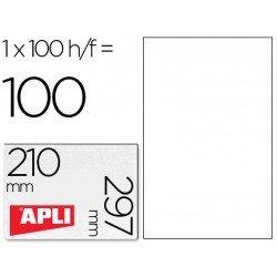 100 Etiquetas Apli Adhesivas 1281