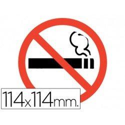 """Pictograma """"Prohibido Fumar"""" Apli"""