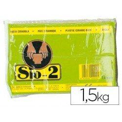 Arcilla Sio-2 Argila rojo 1,5 kg